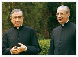 Św. Josemaria i Bł. Alvaro